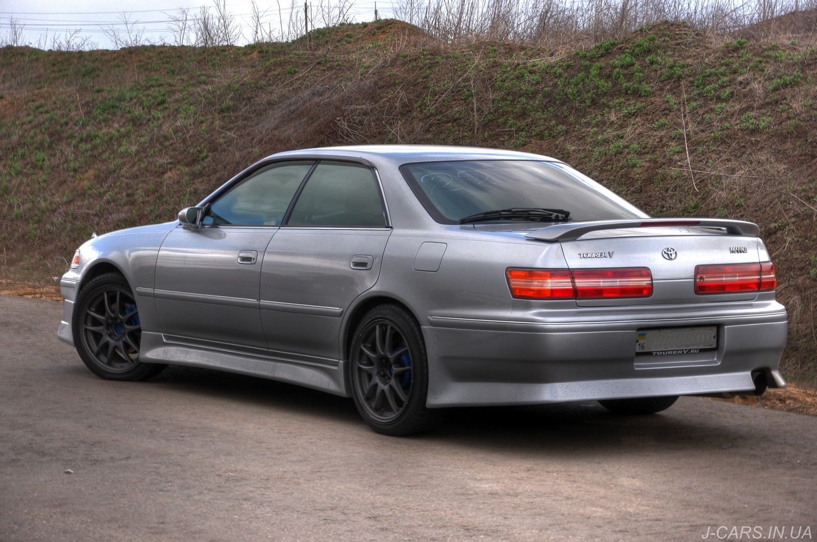 Toyota Mark II JZX100 TourerV