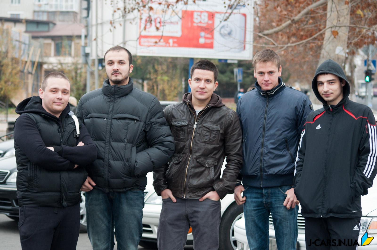 Правый руль Одесса Ильичёвск