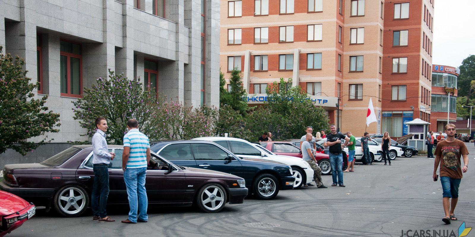 Всеукраинский клуб владельцев праворульных японских автомобилей