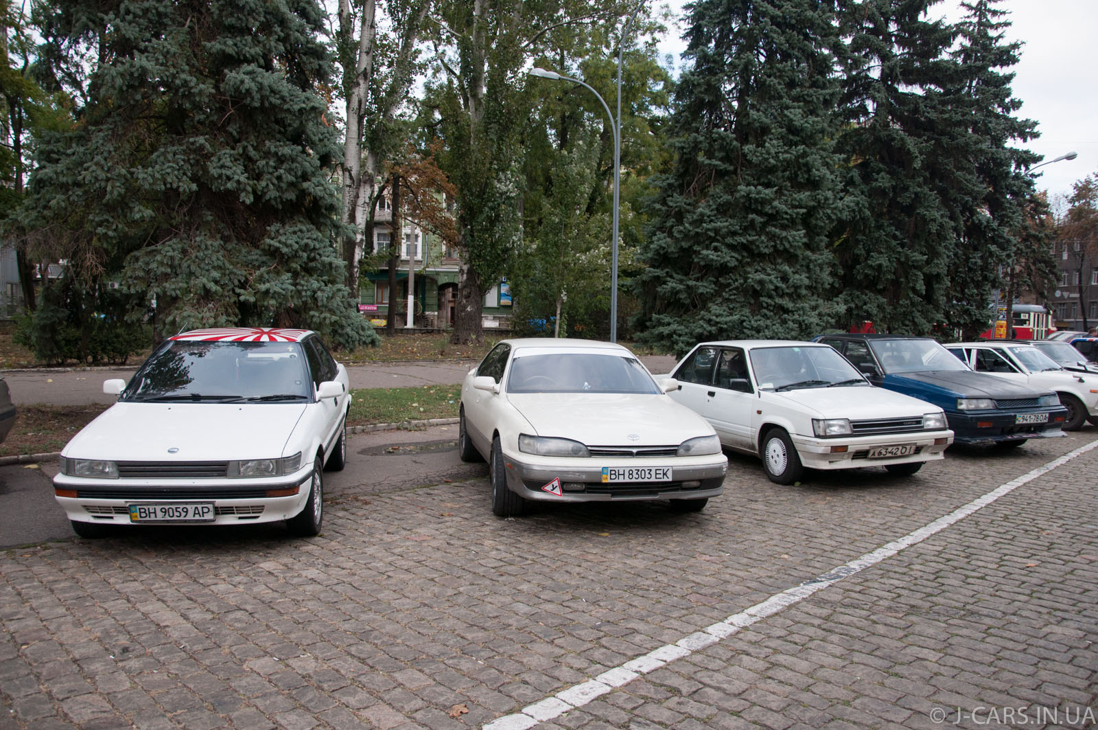 Сбор J-CARS.IN.UA Одесса