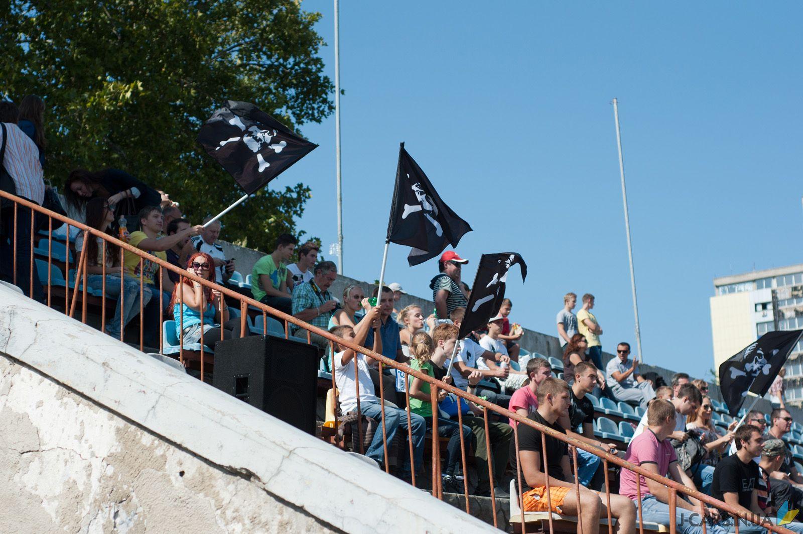 Пираты Одесса