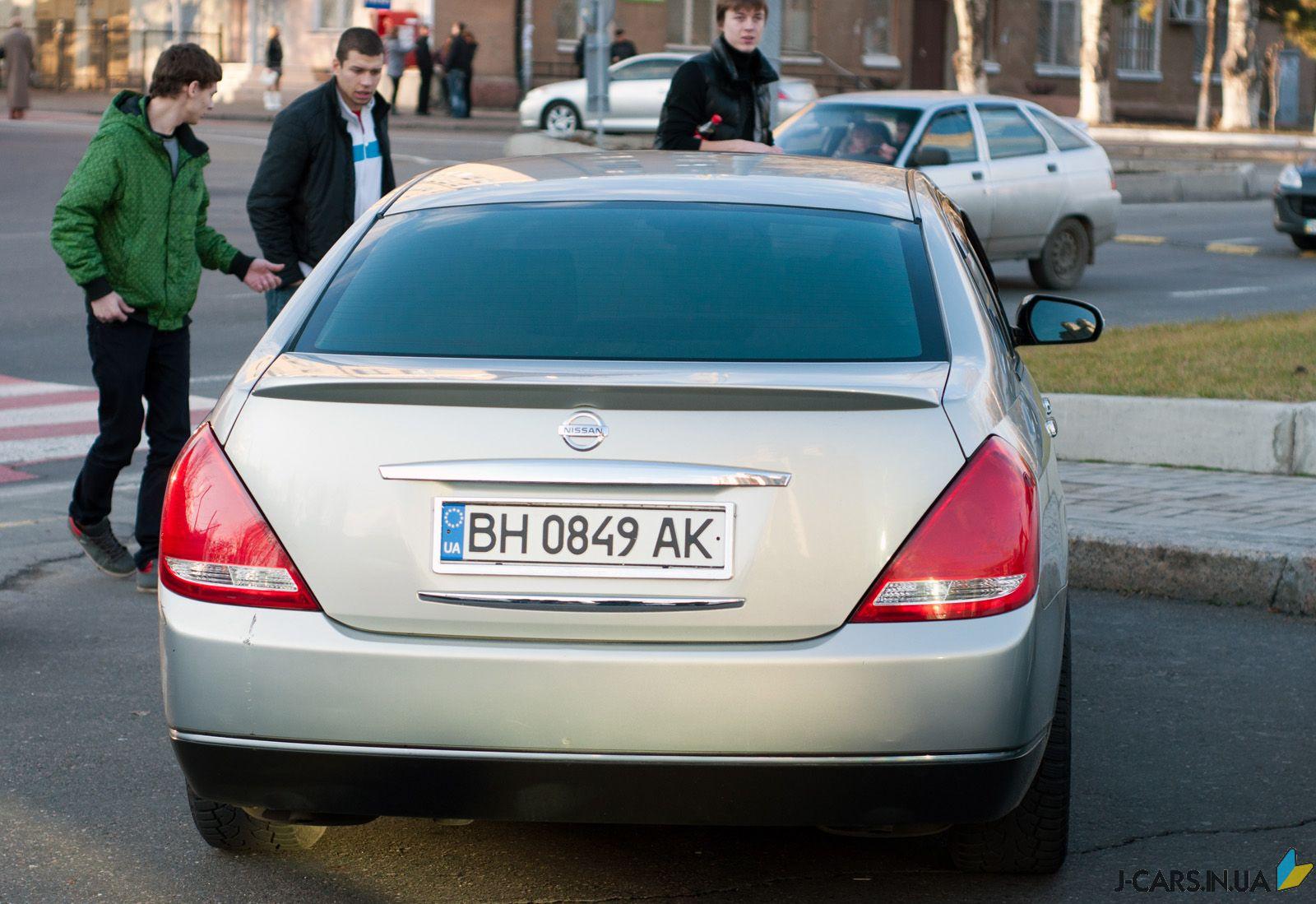 j-cars.in.ua Nissan Teana 2011