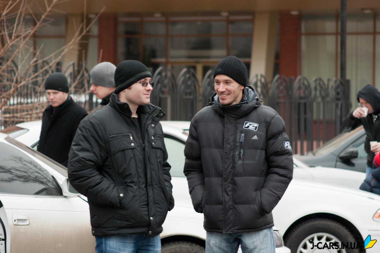 Правый руль Одесса сбор