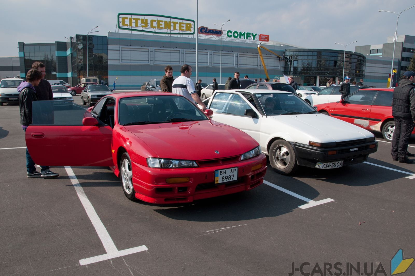 j-cars.in.ua клуб сбор