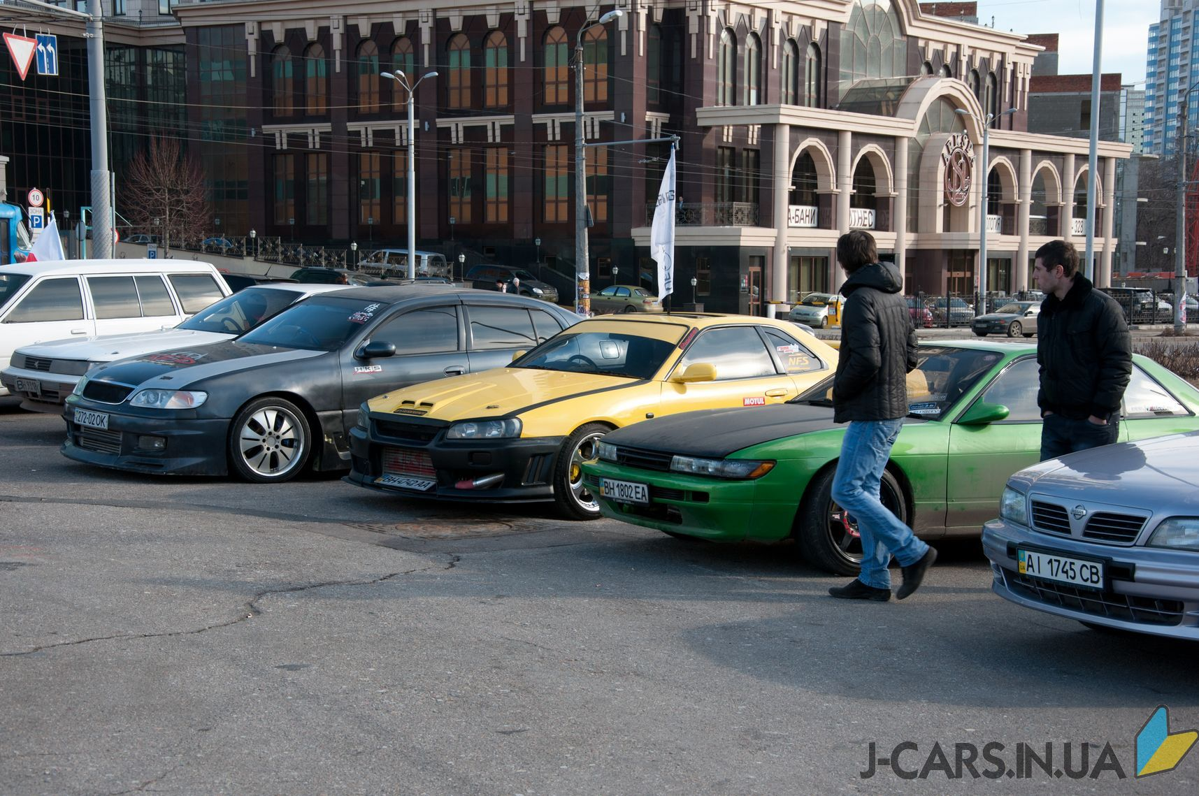 j-cars.in.ua skyline