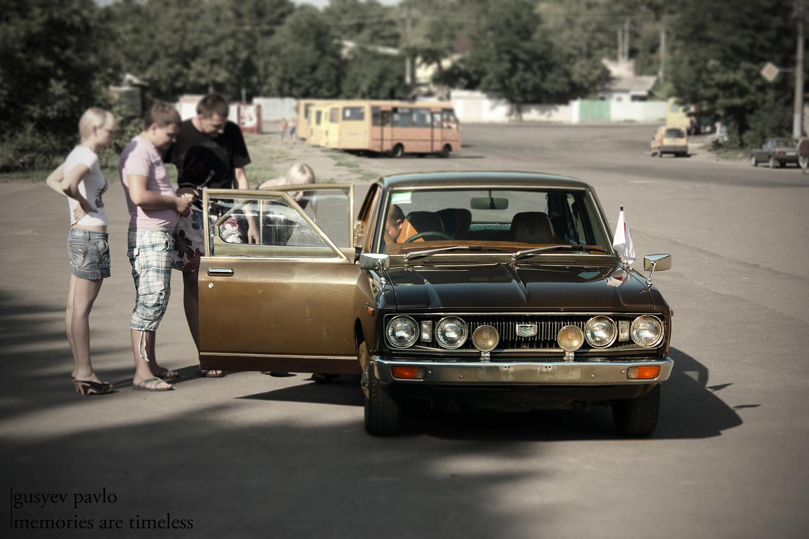 Toyota Carina TA-10 j-cars.in.ua Одесса Украина