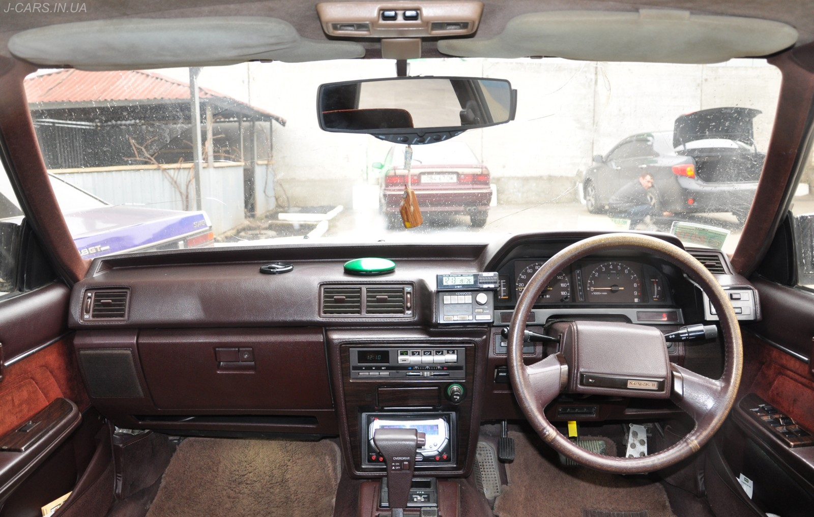 MarkII GX71 1G-GE j-cars.in.ua Одесса Украина