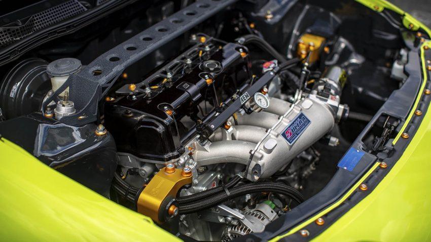 Honda Integra DC2 Engine