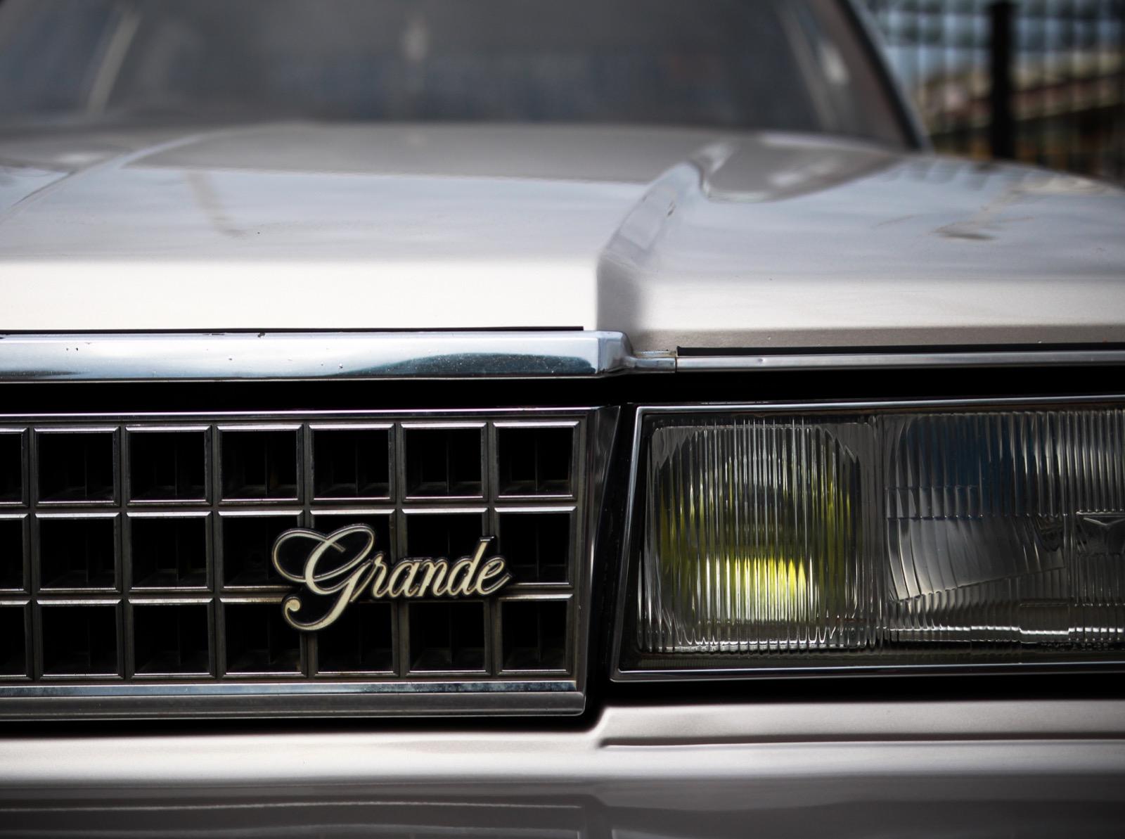 Toyota Mark2 GX61 внимание к деталям