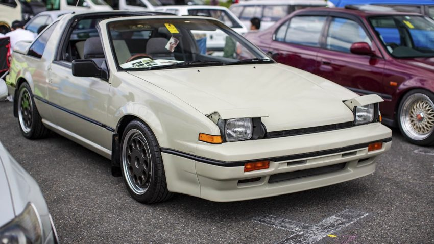 Nissan EXA N13