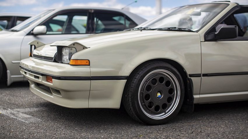 Nissan EXA N13 фары