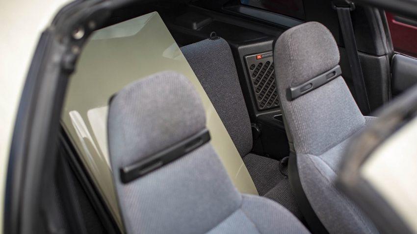 Nissan EXA N13 салон