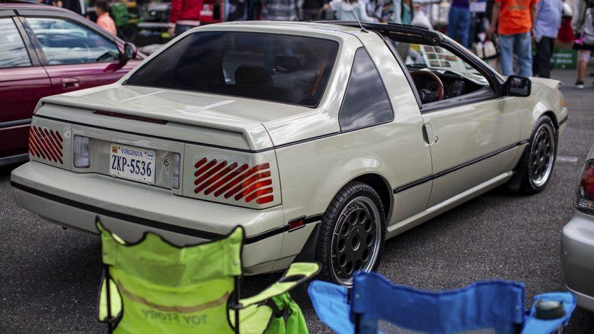 Nissan EXA N13 задние фонари