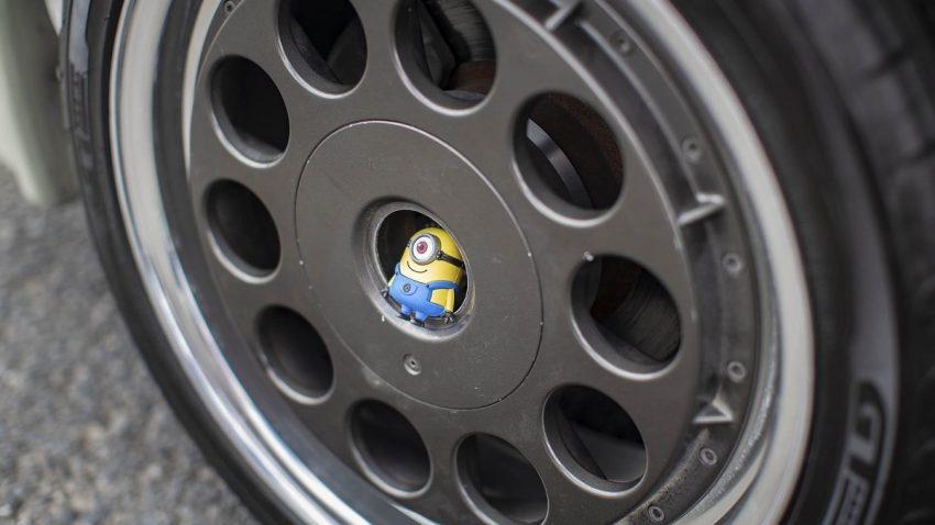 Nissan EXA N13 Wheels