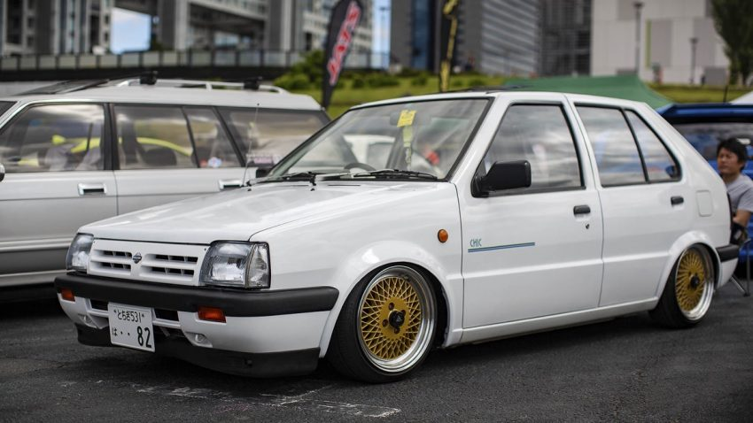 Nissan March Chic k10