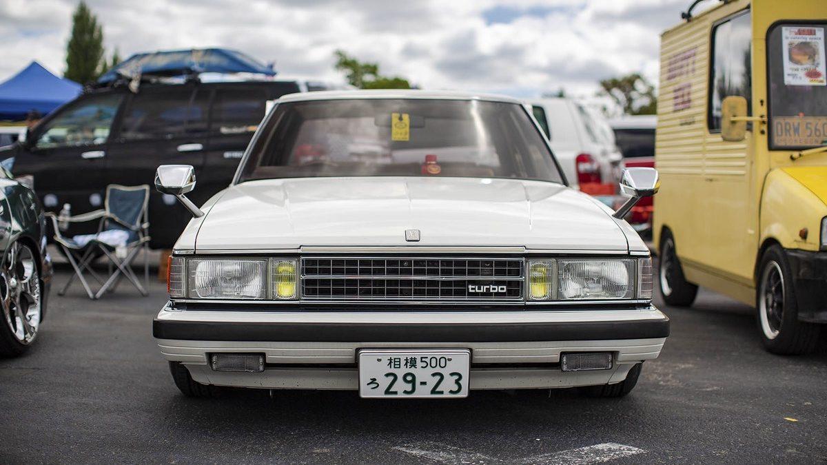 Toyota Cresta MX61