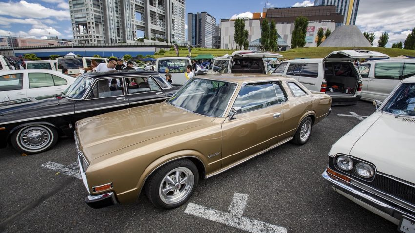 Toyota Crown MS95