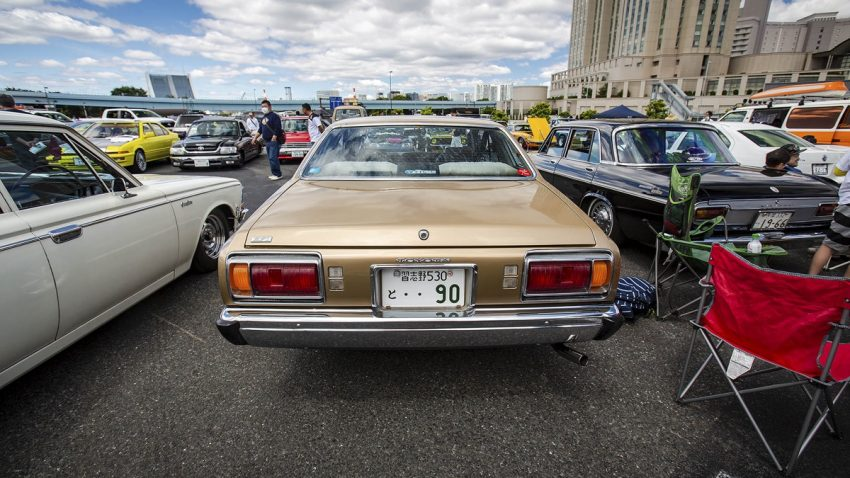 Toyota Crown MS95Taillights