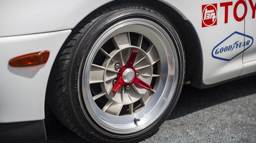 Toyota Supra JZA80 Wheel