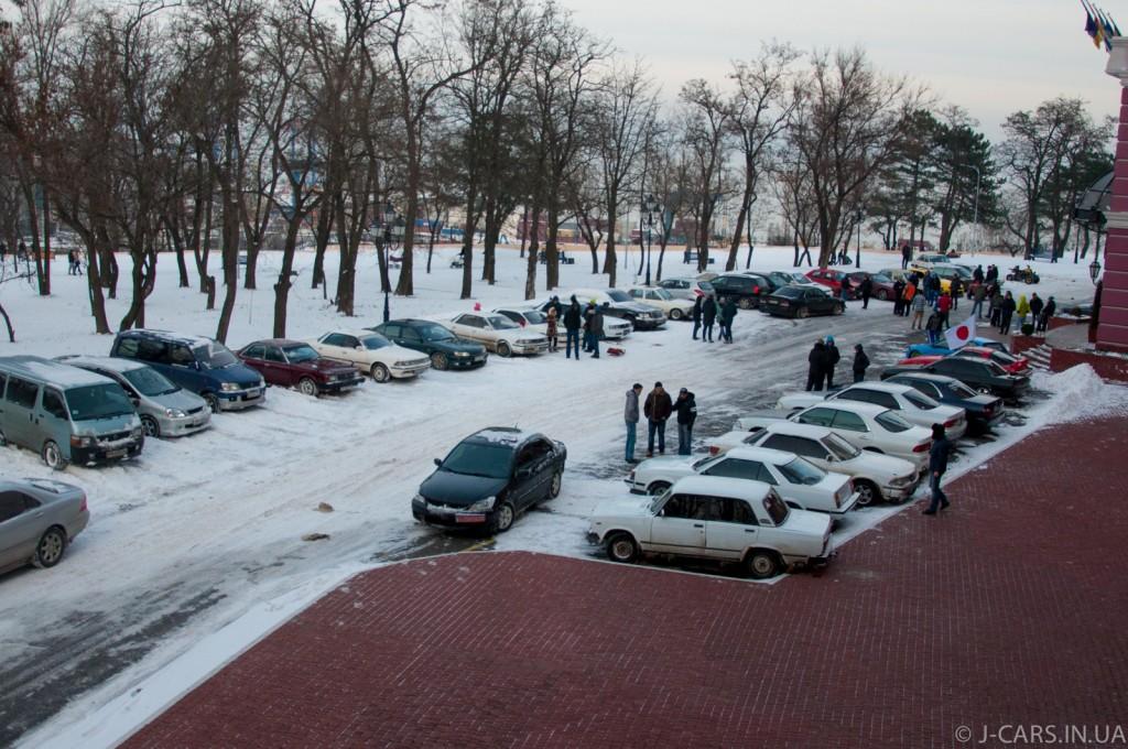 сбор j-cars.in.ua декабрь 2014